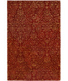 RugStudio presents Kalaty Terrazzo TZ-338 Scarlet Hand-Tufted, Best Quality Area Rug