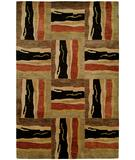 RugStudio presents Kalaty Vista VT-319 Multi Hand-Tufted, Best Quality Area Rug