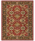 RugStudio presents Feizy Yale 8268f Red/Black Hand-Tufted, Best Quality Area Rug