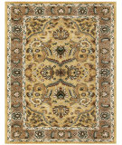 RugStudio presents Feizy Yale 8337f Beige/Mushroom Hand-Tufted, Best Quality Area Rug