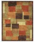 RugStudio presents Feizy Keystone 7169f Multi Hand-Knotted, Best Quality Area Rug