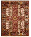 RugStudio presents Feizy Pietra 6392f Multi Hand-Knotted, Best Quality Area Rug