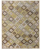 RugStudio presents RugStudio Moderne 44715 Dark Chocolate Sage Machine Woven, Good Quality Area Rug