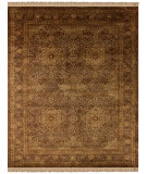 RugStudio presents Feizy Amore 8239f Brown Hand-Tufted, Best Quality Area Rug