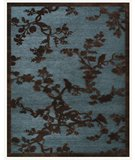 RugStudio presents Famous Maker Stephan 44674 Steel Machine Woven, Good Quality Area Rug