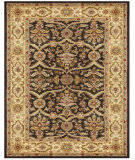 RugStudio presents Feizy Ziba 8618f Chocolate/Ivory Hand-Tufted, Best Quality Area Rug