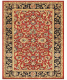 RugStudio presents Feizy Ziba 8654f Red/Black Hand-Tufted, Best Quality Area Rug