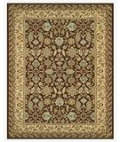 RugStudio presents Famous Maker Wanda 44753 Chocolate Machine Woven, Good Quality Area Rug