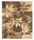 RugStudio presents Famous Maker Taylor 44605 Mystic Blue Multi Machine Woven, Good Quality Area Rug