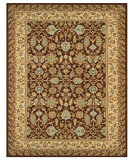 RugStudio presents Feizy Wilshire 3995f Chocolate/Latte Machine Woven, Good Quality Area Rug