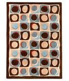 RugStudio presents Rugstudio Porter 15614 Coffee Hand-Tufted, Better Quality Area Rug