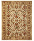 RugStudio presents Feizy Alexandra 8059f Ivory/Light Gold Hand-Tufted, Best Quality Area Rug