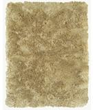 RugStudio presents Famous Maker Shag 44608 Cream Area Rug