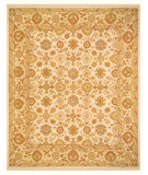 RugStudio presents Feizy Sasha 0616f Ivory/Light Gold Hand-Knotted, Best Quality Area Rug
