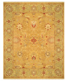 RugStudio presents Feizy Sasha 0618f Copper/Sage Hand-Knotted, Best Quality Area Rug