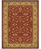 RugStudio presents Feizy Magellan 8271f Red/Light Gold Hand-Tufted, Best Quality Area Rug