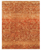 RugStudio presents Feizy Verdigris 7159f Red/Multi Hand-Knotted, Best Quality Area Rug