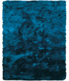 RugStudio presents Feizy Indochine 4550f Teal Area Rug