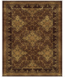 RugStudio presents Feizy Sebastian 3653f Chocolate Machine Woven, Good Quality Area Rug