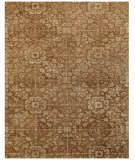 RugStudio presents Feizy Montmartre 8296f Dark Gold/Light Gold Hand-Tufted, Best Quality Area Rug