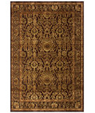 RugStudio presents Feizy Saphir 3794f Dark Chocolate Machine Woven, Good Quality Area Rug