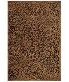 RugStudio presents Feizy Saphir 3797f Dark Chocolate Machine Woven, Good Quality Area Rug