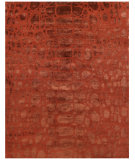 RugStudio presents Rugstudio Sample Sale 99790R Ruby Hand-Knotted, Best Quality Area Rug