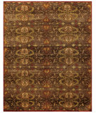 RugStudio presents Feizy Amzad 6115f Brown Hand-Knotted, Best Quality Area Rug