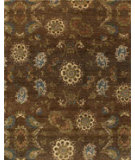 RugStudio presents RugStudio Transitional 44549 Brown Hand-Knotted, Best Quality Area Rug