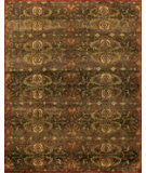 RugStudio presents RugStudio Transitional 44552 Brown Hand-Knotted, Best Quality Area Rug