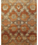 RugStudio presents RugStudio Transitional 44554 Rust Hand-Knotted, Best Quality Area Rug