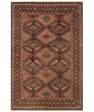 RugStudio presents Feizy Ashi 6127f Brown Hand-Knotted, Good Quality Area Rug