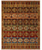 RugStudio presents Feizy Ashi 6130f Multi Hand-Knotted, Good Quality Area Rug