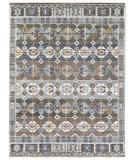 RugStudio presents Feizy Ashi 6130f Steel Hand-Knotted, Good Quality Area Rug