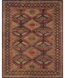 RugStudio presents RugStudio Anastazi 44557 Brown Hand-Knotted, Good Quality Area Rug
