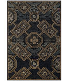 RugStudio presents Feizy Starnes 3234f Navy Machine Woven, Good Quality Area Rug