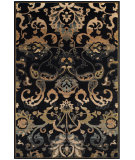 RugStudio presents Feizy Starnes 3235f Black Machine Woven, Good Quality Area Rug