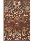 RugStudio presents Feizy Rivington 3235f Chocolate Machine Woven, Good Quality Area Rug