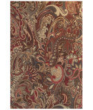 RugStudio presents Feizy Rivington 3245f Crimson/Multi Machine Woven, Good Quality Area Rug