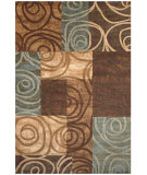 RugStudio presents Feizy Rivington 3248f Chocolate Machine Woven, Good Quality Area Rug