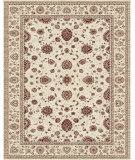 RugStudio presents Feizy Daria 3981f Cream Machine Woven, Best Quality Area Rug