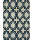 RugStudio presents Feizy Portico 8494f Blue Hand-Tufted, Good Quality Area Rug