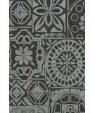 RugStudio presents Feizy Portico 8495f Charcoal/Gray Hand-Tufted, Good Quality Area Rug