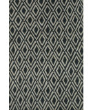 RugStudio presents Feizy Portico 8497f Gray / Black Hand-Tufted, Good Quality Area Rug