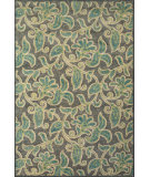 RugStudio presents Feizy Saphir Yardley 3657f Cream / Dark Gray Machine Woven, Good Quality Area Rug