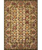 RugStudio presents Feizy Lucka 3443f Sand / Light Gold Machine Woven, Good Quality Area Rug
