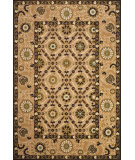 RugStudio presents Feizy Lucka 3444f Tan/Brown Machine Woven, Good Quality Area Rug