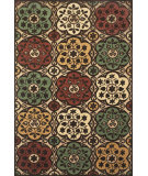 RugStudio presents Feizy Lucka 3449f Tan/Brown Machine Woven, Good Quality Area Rug