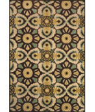 RugStudio presents Feizy Lucka 3450f Tan/Brown Machine Woven, Good Quality Area Rug