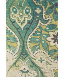 RugStudio presents Feizy Coronado 0522f Teal / Green Hand-Tufted, Better Quality Area Rug